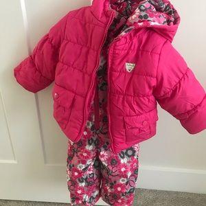 OshKosh Snow toddler snow suit